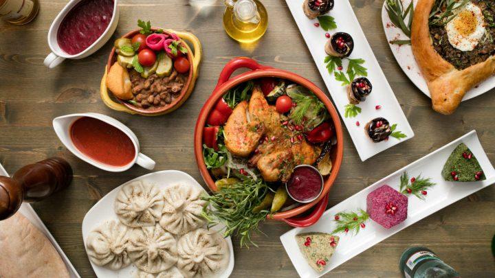 5 gruzińskich potraw narodowych